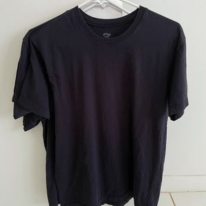 Lot of (3) 2(x)ist Black Cotton T-shirt Mens Med